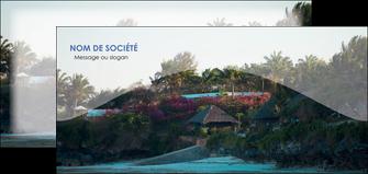 imprimerie flyers agence immobiliere maison sur plage immobilier immobilier de luxe MIS40257