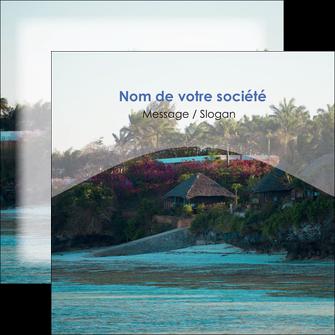 imprimer flyers agence immobiliere maison sur plage immobilier immobilier de luxe MIS40261