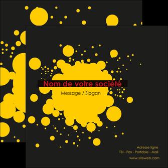modele en ligne flyers abstrait art artistique MLIG41479