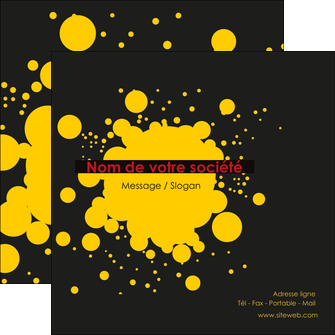 modele en ligne flyers abstrait art artistique MLGI41479