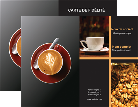 modele en ligne carte de visite bar et cafe et pub bar cafe pub MLIG41821