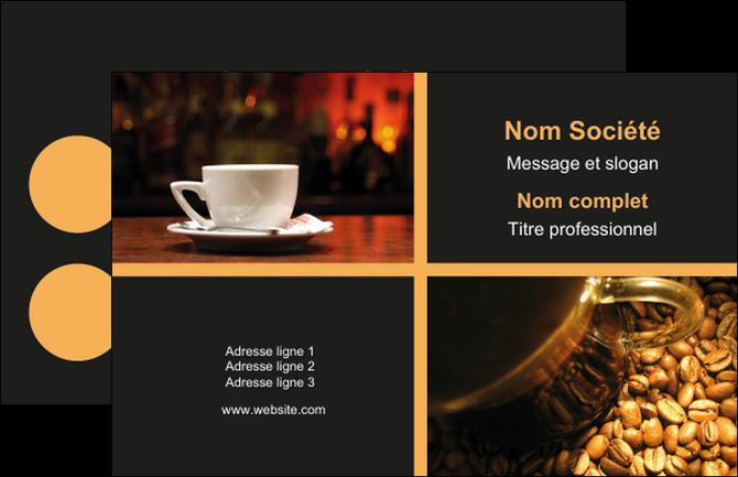 exemple carte de visite bar et cafe et pub bar cafe pub MLIG41825