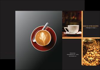 faire modele a imprimer pochette a rabat bar et cafe et pub bar cafe pub MLIG41845