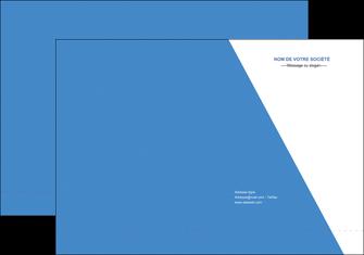 faire modele a imprimer pochette a rabat texture contexture structure MIF42113