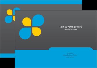 modele affiche standard fleur texture MLGI42283