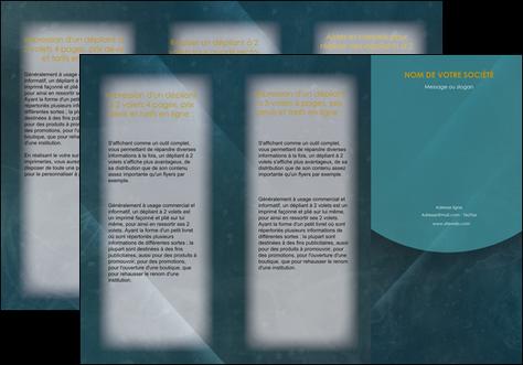 personnaliser maquette depliant 3 volets  6 pages  texture contexture structure MLGI42311
