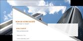 realiser enveloppe agence immobiliere immeuble gratte ciel immobilier MLGI42569