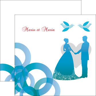 cree flyers mariage noces union MIS42827