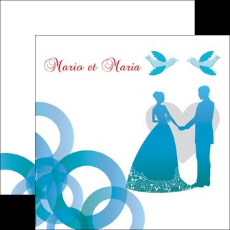 modele flyers mariage noces union MIS42829