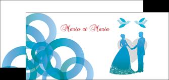 modele flyers mariage noces union MIS42831
