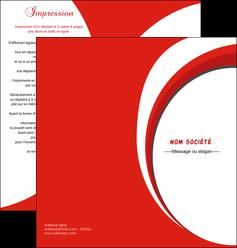 imprimerie depliant 2 volets  4 pages  texture contexture structure MIF42947