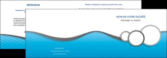 maquette en ligne a personnaliser depliant 2 volets  4 pages  texture structure courbes MLGI43401