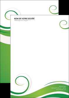 cree affiche fleuriste et jardinage texture structure design MIF43657