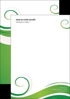 Impression comment faire un prospectus publicitaire Fleuriste & Jardinage papier à prix discount et format Flyer A5 - Portrait (14,8x21 cm)
