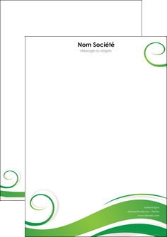 cree tete de lettre fleuriste et jardinage texture structure design MIF43667