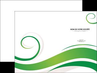 modele pochette a rabat fleuriste et jardinage texture structure design MIF43673