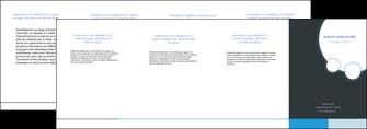 imprimer depliant 4 volets  8 pages  texture structure design MIF43749
