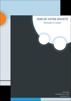 Impression Créer flyer  papier à prix discount et format Flyer A4 - Portrait (21x29,7cm)