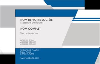 imprimer carte de visite texture structure courbes MLGI43871