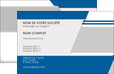 imprimer carte de visite texture structure courbes MLIP43871