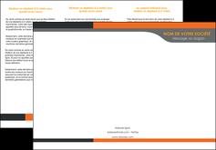 Commander Créer des plaquettes  Concert et Soirée cree-plaquette Dépliant 6 pages pli accordéon DL - Portrait (10x21cm lorsque fermé)