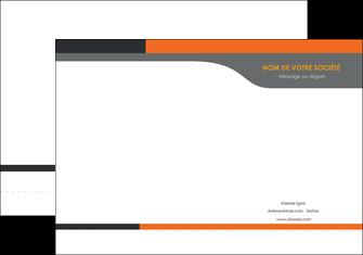 imprimer pochette a rabat texture structure courbes MLGI44005