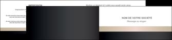imprimer depliant 2 volets  4 pages  texture contexture structure MLGI44221