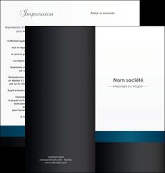 modele depliant 2 volets  4 pages  texture structure design MLIG44271
