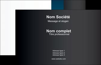 Commander Carte De Visite 85x54 Mm Commerciale Fidlit Modle Graphique Pour Devis D