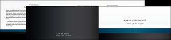 faire modele a imprimer depliant 2 volets  4 pages  texture structure design MLIG44297