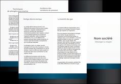 Impression Dépliants  devis d'imprimeur publicitaire professionnel Dépliant 6 pages pli accordéon DL - Portrait (10x21cm lorsque fermé)