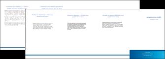 creer modele en ligne depliant 4 volets  8 pages  texture structure design MIF44497