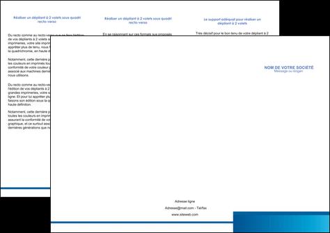 personnaliser maquette depliant 3 volets  6 pages  texture structure design MLGI44515