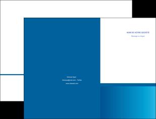 imprimerie pochette a rabat texture structure design MIF44529