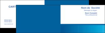 imprimer carte de visite texture structure design MIF44533