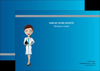 creer modele en ligne affiche infirmier infirmiere medecin docteur infirmier MLGI44815