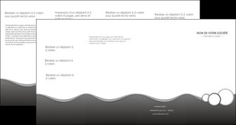 creation graphique en ligne depliant 4 volets  8 pages  texture contexture structure MLIG44913