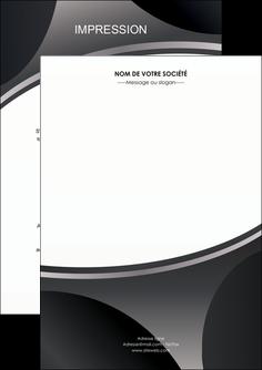 Commander Flyer A5  modèle graphique pour devis d'imprimeur Flyer A5 - Portrait (14,8x21 cm)