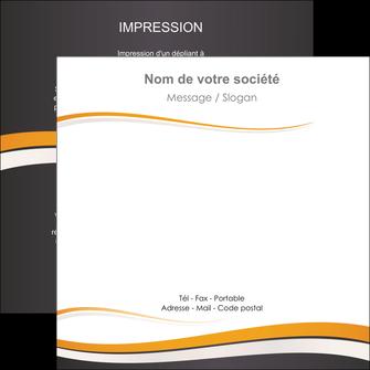Impression creation d un tract  papier à prix discount et format Flyers Carré 14,8 x 14,8 cm