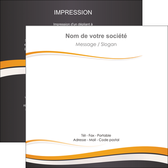 imprimerie flyers standard design abstrait MIF45099