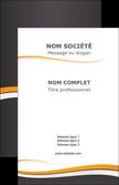 cree carte de visite standard design abstrait MLIP45115