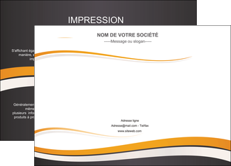 Commander Affiche A2  modèle graphique pour devis d'imprimeur Affiche B2 - Paysage (70 x 50 cm)
