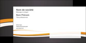 imprimerie enveloppe standard design abstrait MLGI45133
