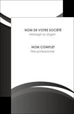 imprimerie carte de visite standard design abstrait MLIP45139