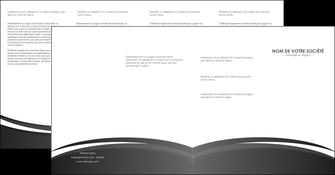 imprimer depliant 4 volets  8 pages  standard design abstrait MLGI45147