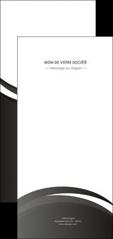 Commander Flyer A6  modèle graphique pour devis d'imprimeur Flyer DL - Portrait (21 x 10 cm)