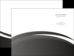 imprimer pochette a rabat standard design abstrait MLGI45175