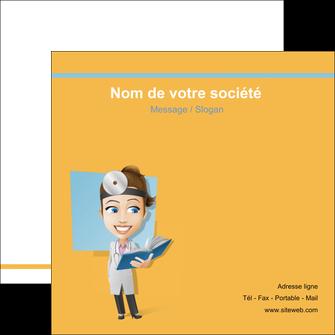 cree flyers materiel de sante medecin medecine sante MIS45299