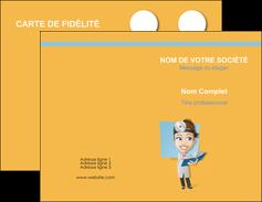 creer modele en ligne carte de visite materiel de sante medecin medecine sante MIS45325