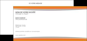 faire modele a imprimer carte de correspondance standard design abstrait MLGI45581